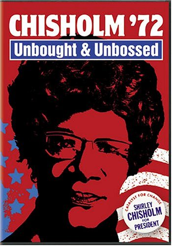Celebrating the 40th Anniversary of Congresswoman Shirley Chisholm's autobiography Unbought and Unbossed (1/4)