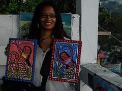 Ananda's Heart of Haiti Visit to Metal Artisans in Croix des