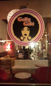 Coffy Cafe in Columbia Heights in DC