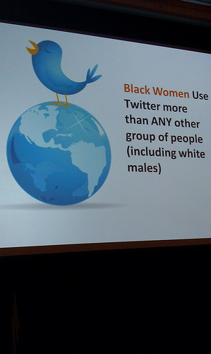 Kathryn Finney's presentation slides at FOCUS100
