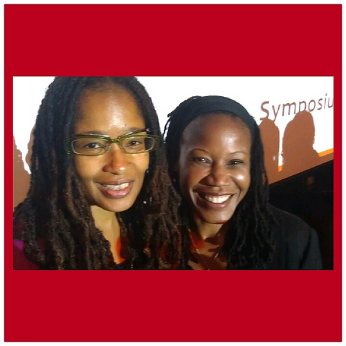 Ananda and Majora Carter at FOCUS100