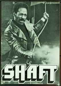 Gordan Parks' Shaft film