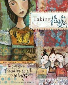 Kelly Rae Roberts' book