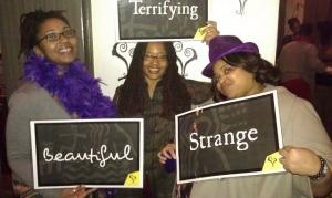 Adrienne, Ananda and Nae