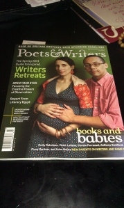 March 2013 issue of Poets & Writers