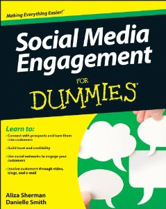 Social Media Engagement For Dummies byAliza Sherman and , Danielle Smith