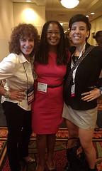 BlogHer 2012 Podcasting Panel - Deborah Shane, Ananda, and Jasmin Singer