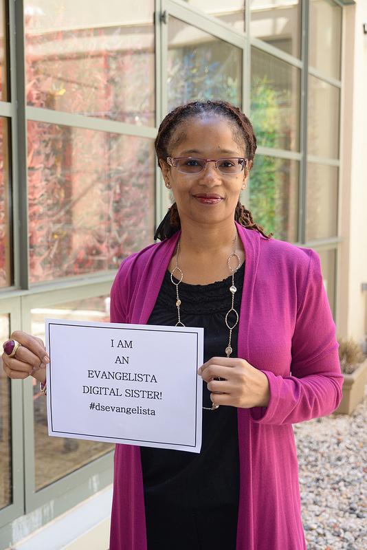 Meet Evangelista, a Digital Sisterhood Leadership archetype. Photo Credit: Leigh Mosley – http://www.leighmosley.com
