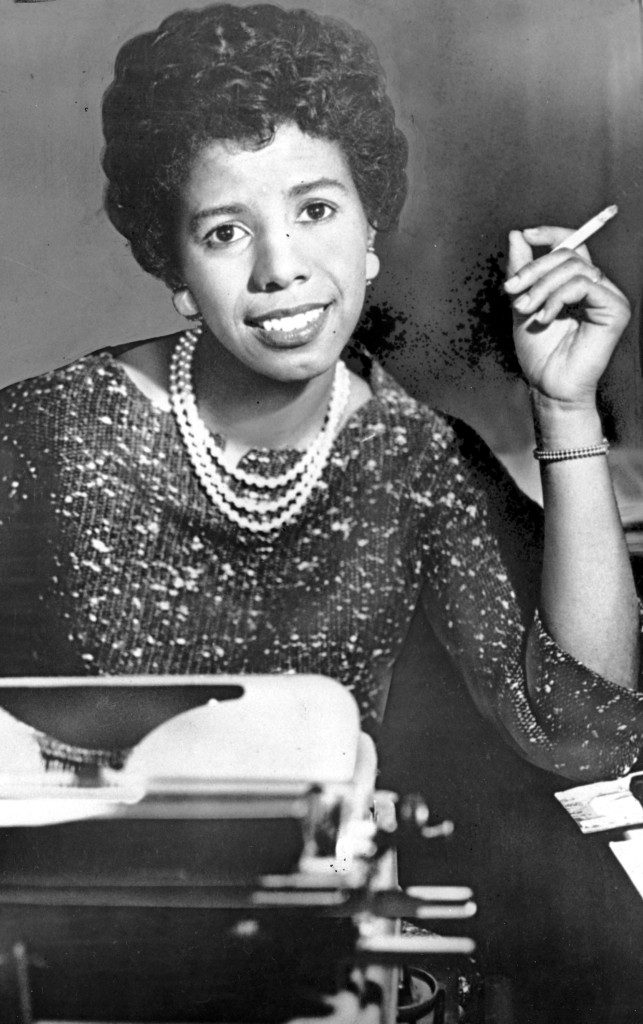 Lorraine Hansberry - Photo Credit: Associated Press -