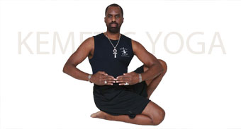 Master Yoga Teacher Yirser Ra Hotep - Photo Credit: www.yogaskills.com