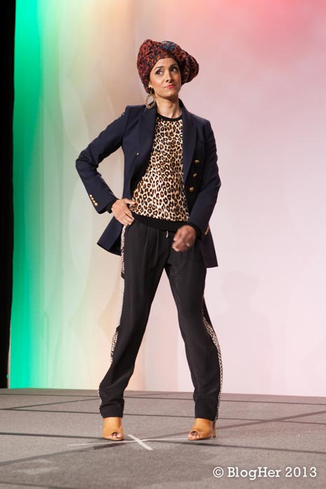Isra Hasmi  (photo from Blogher.com)