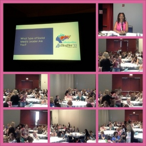 "Photo Credit - Photo Collage from the session, ""What Kind of Social Media Leader Are You?"" held on July 26."