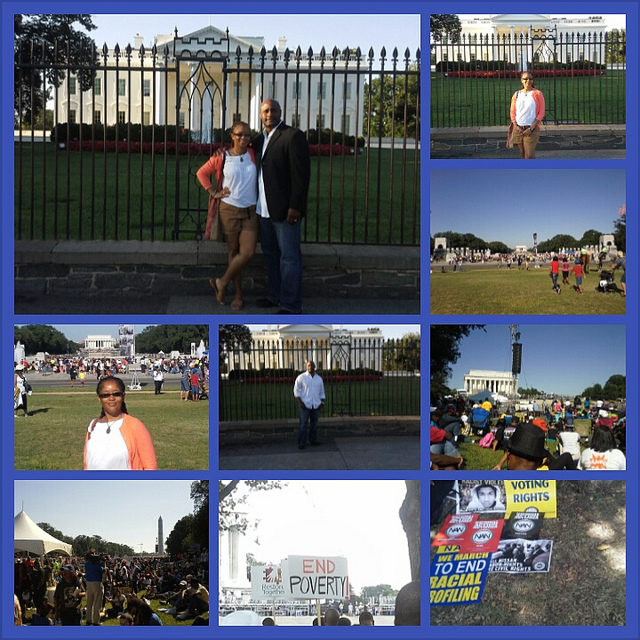My Reflections on the March on Washington  (5/6)