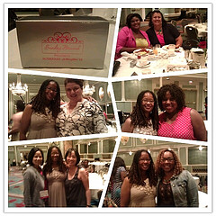 Blogalicious Brunchalicious event at BlogHer 2012