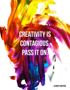 Photo Credit: http://cormiercreative.com/creativity-is-contagious/