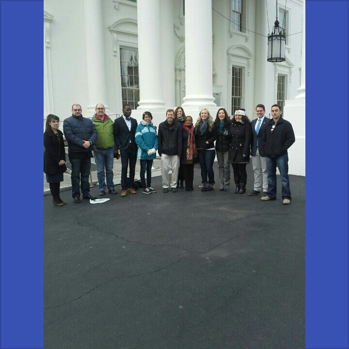 #SOTUSocial Group Tour of White House