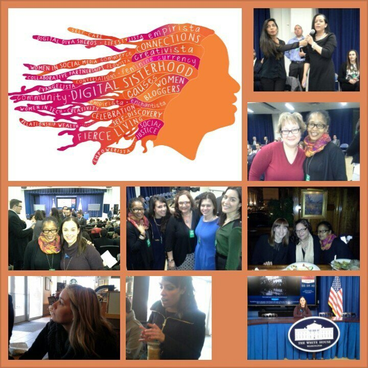 State of the Union Social Collage