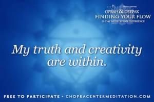 Photo Credit: http://choprameditationcenter.com