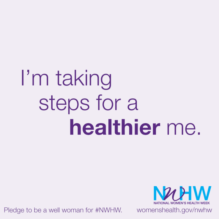 Photo Credit: http://womenshealth.gov/nwhw/