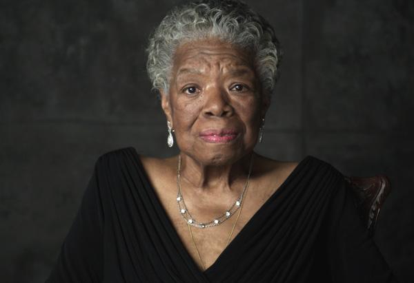 Dr. Maya Angelou (1928-2014) - RIP Dr. Angelou.
