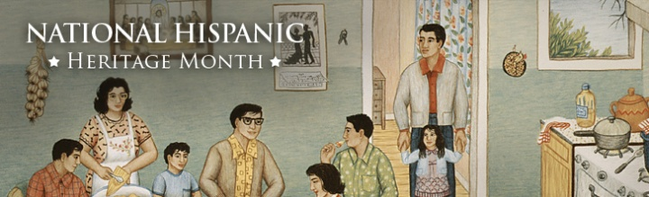 Photo Credit: NationalHIspanicHeritageMonth.gov