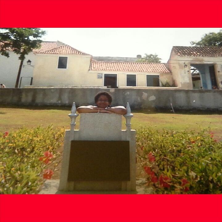 Ananda in La Regla, Cuba in 2004