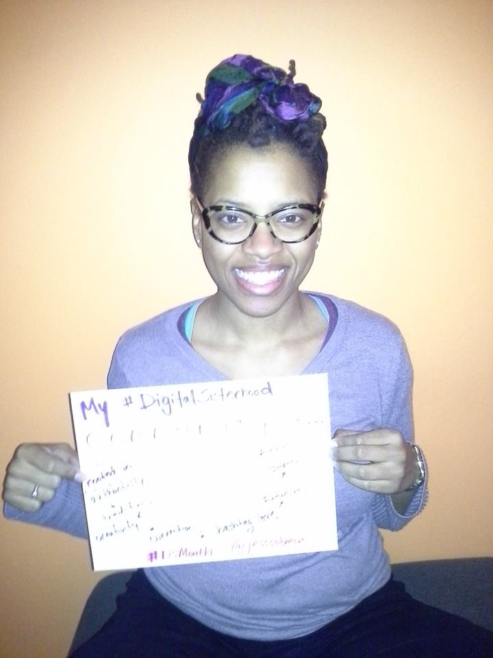 2012 Digital Sister of the Year Jessica Solomon